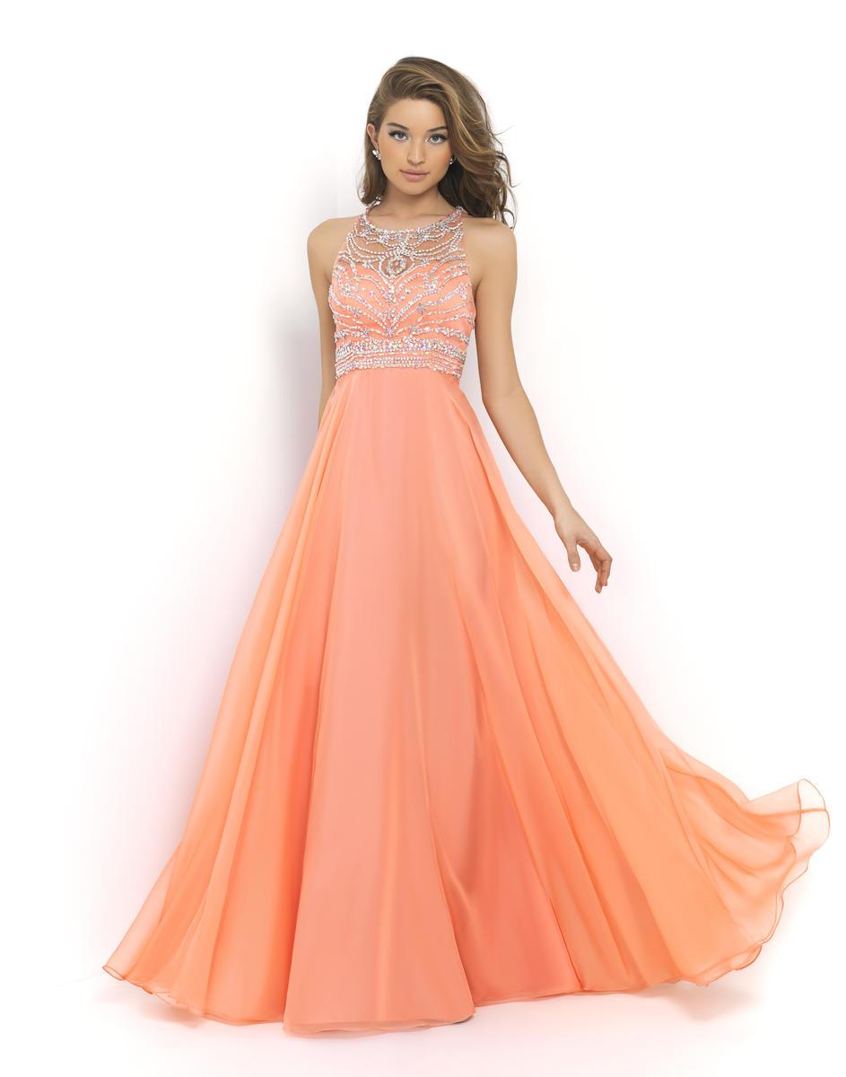 Blush Prom 10001 Formal Dress French Novelty