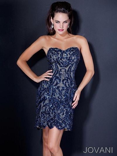 Non Current Jovani French Novelty
