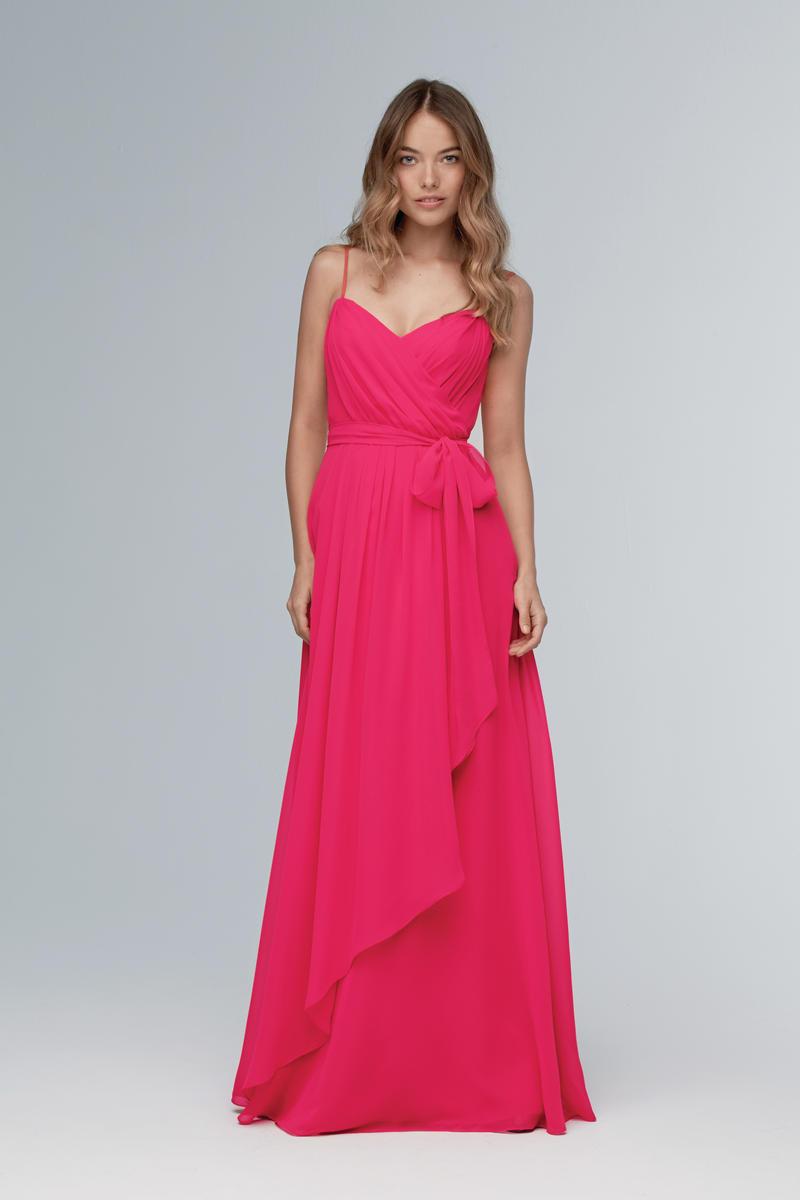 Grecian Bridesmaid Dress