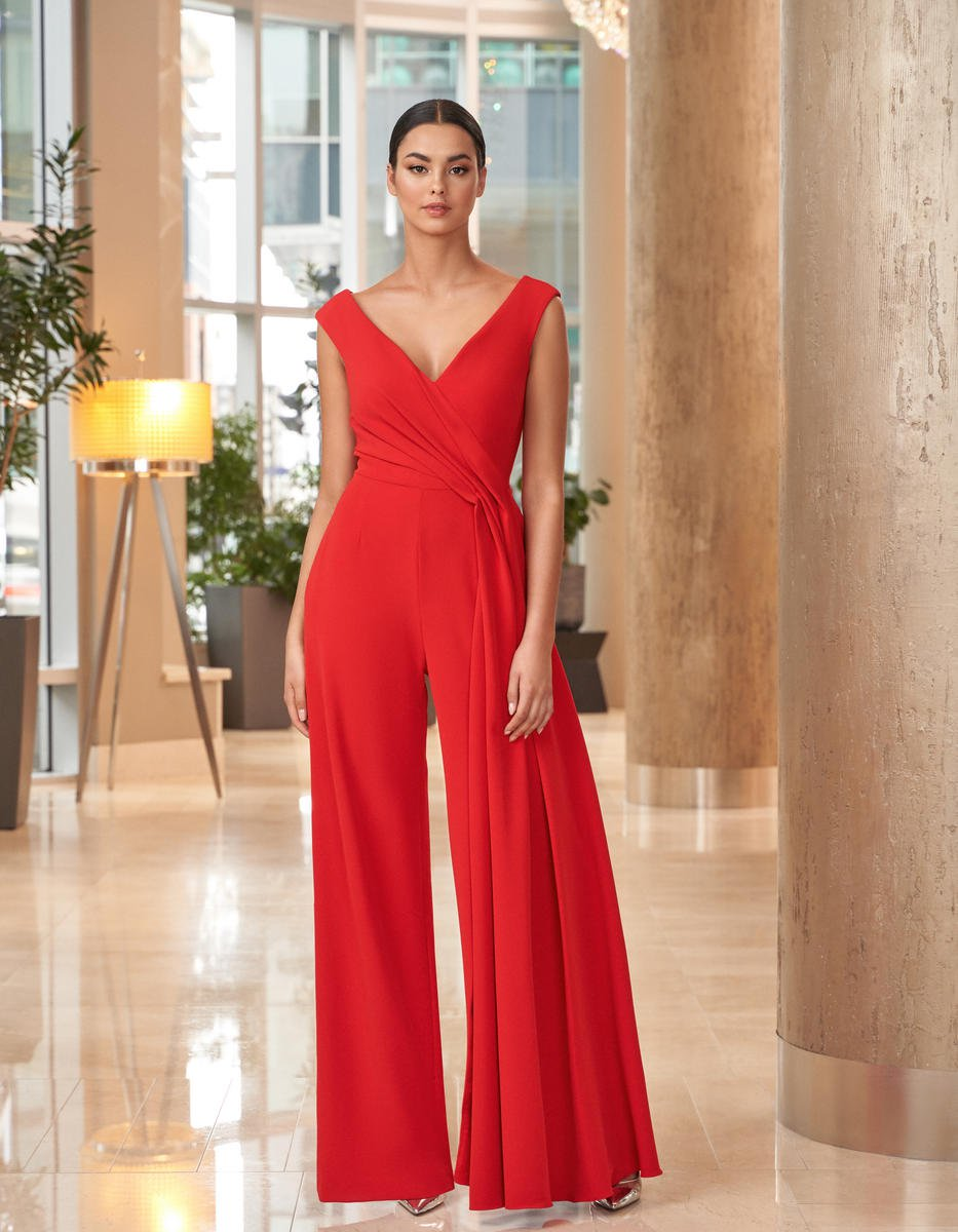 Alexander by Daymor 1063 Mother of Bride Jumpsuit: French ...