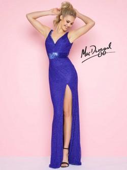3aeb7a1b189 Mac Duggal Flash Evening Dresses: French Novelty