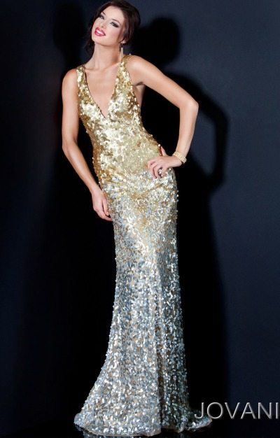 Gold And Silver Prom Dresses - Holiday Dresses