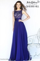 Sherri Hill 11170 Beaded Evening Dress image