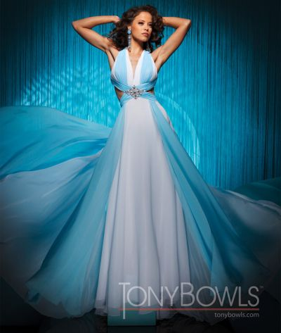 Tony Bowls Evening Gowns