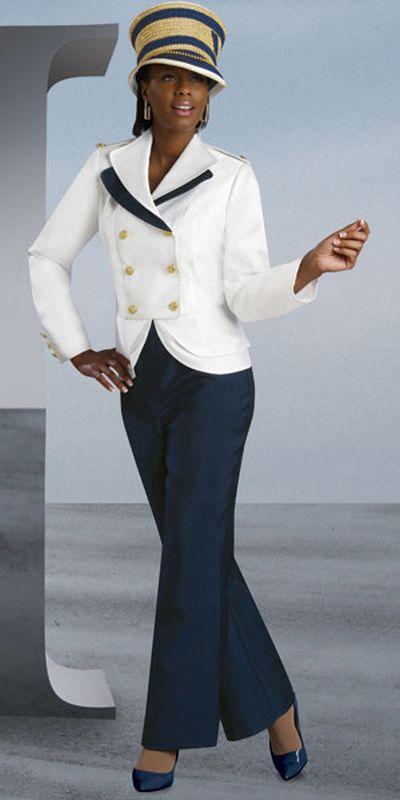 Womens Church Pant Suit