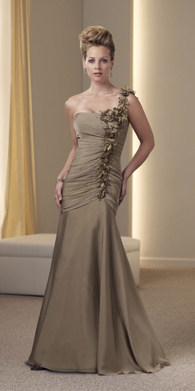 Young Mother Of Bride Evening Dresses 13