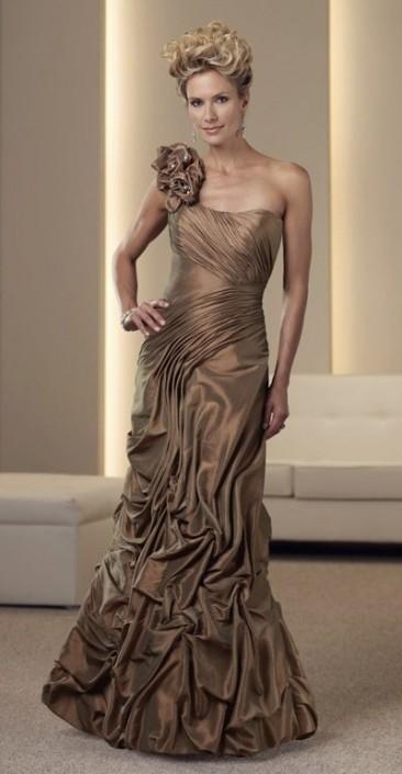 Montage Designer Mother of the Bride Dress 111937: French Novelty