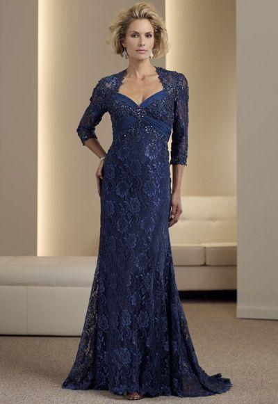 Lace Mother of the Bride Dresses Montage Boutique by Mon Cheri ...