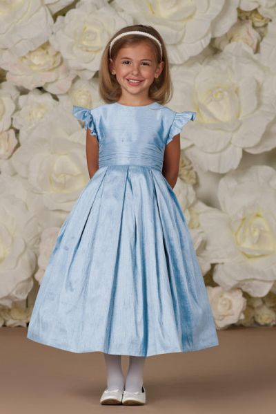 Joan Calabrese 113346 Flower Girls Wedding Dress: French Novelty