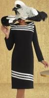 Donna Vinci 11353 Womens Church Dress image