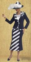 Donna Vinci 11370 Womens 3pc Church Suit image