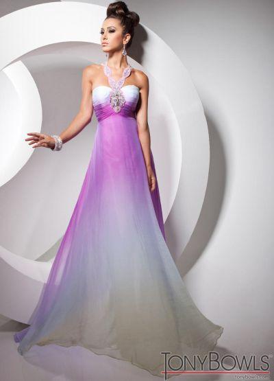 Ombre Formal Dresses