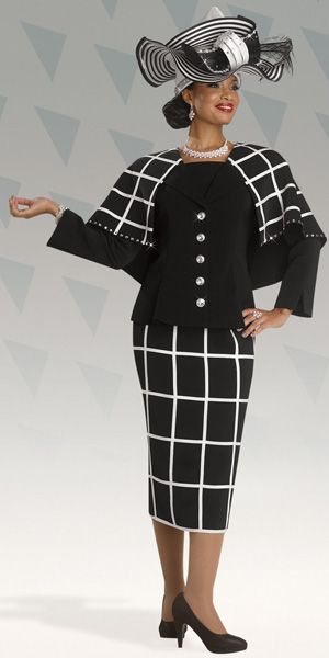 e61495e6800 Donna Vinci 11444 Womens Perfect Church Suit  French Novelty