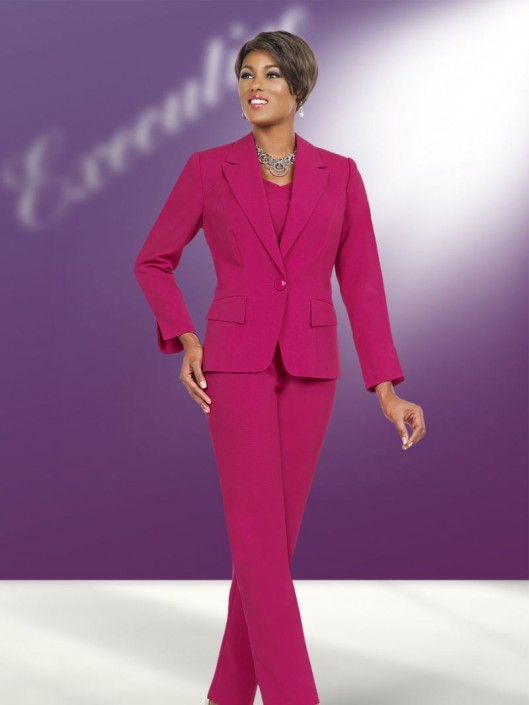 d4ad38a0f4d Ben Marc Executive 11490 Women s 3pc Pant Suit  French Novelty