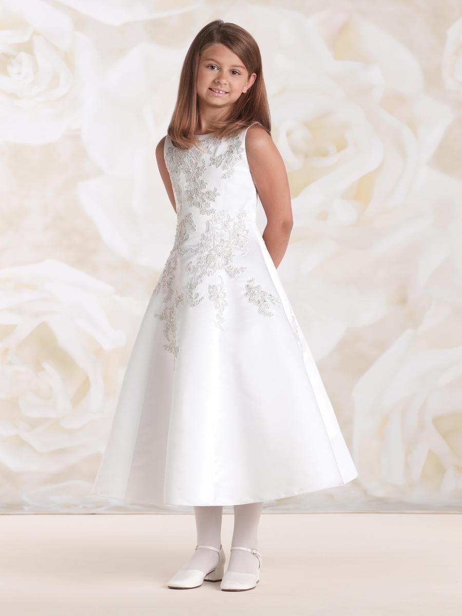 Joan Calabrese For Mon Cheri 115301 Flower Girls Dress
