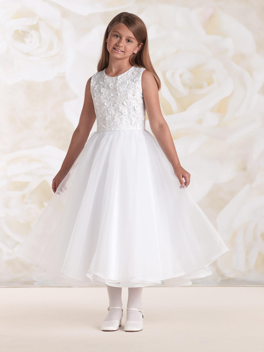 Joan Calabrese For Mon Cheri 115305 First Communion Dress