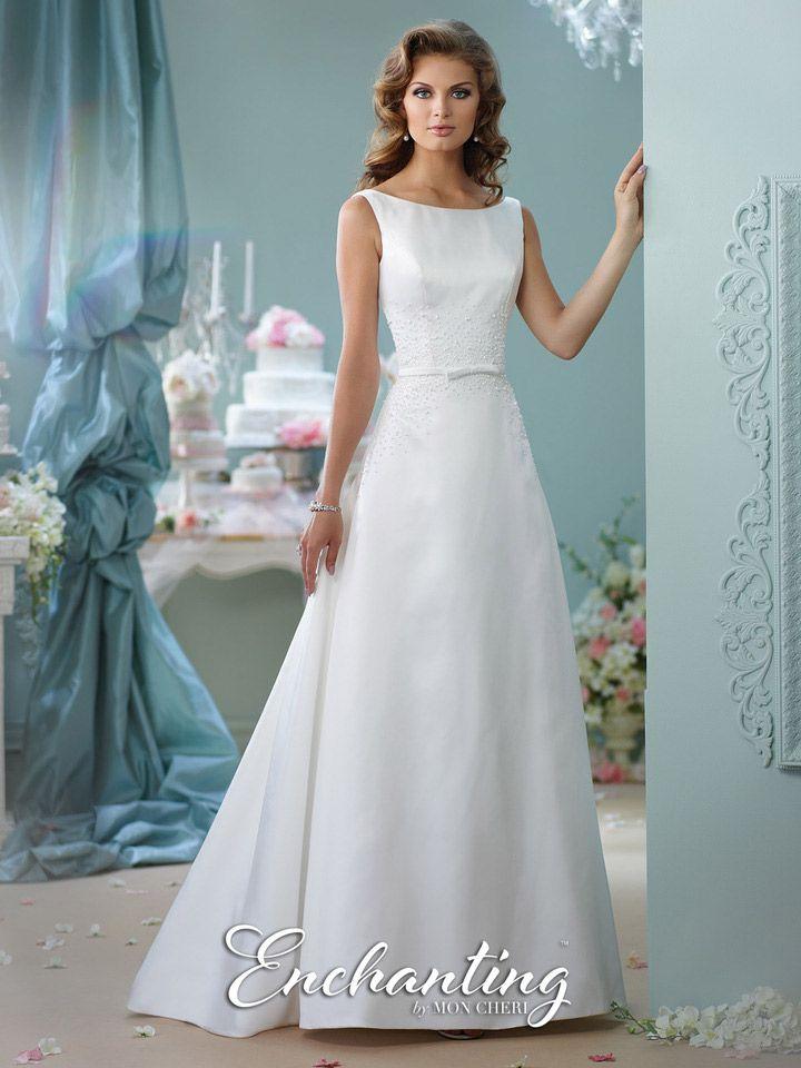 Enchanting by mon cheri 116126 casual wedding dress for Immediate resource wedding dresses