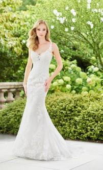 Enchanting by Mon Cheri Wedding Dresses: French Novelty