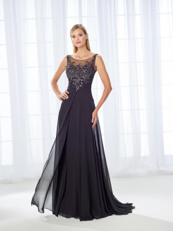 a06b8217c107 Cameron Blake 118680 Feminine Mother of the Bride Dress