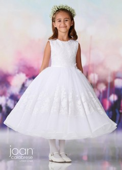 4641040a600 Joan Calabrese by Mon Cheri 119371 Beautiful Flower Girls Dress