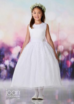 52c7bcda354 Joan Calabrese by Mon Cheri 119372 Perfect Flower Girls Dress