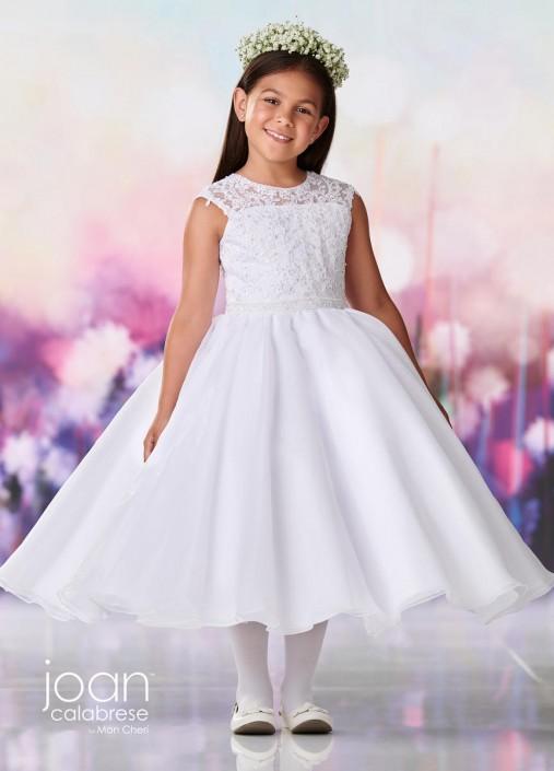89cd92ffe06 Joan Calabrese by Mon Cheri 119373 Designer Flower Girls Dress  French  Novelty