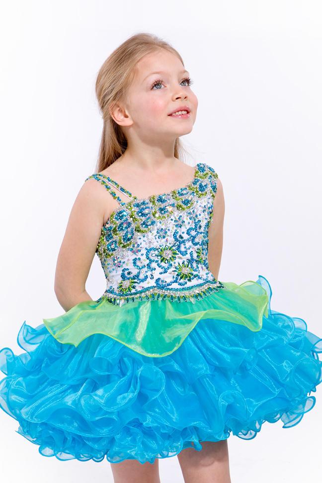 Пышные и короткие платья для девочек 10 12 лет