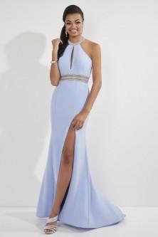 fd660c5adcb Studio 17 12718 Beaded Strappy Back Prom Dress