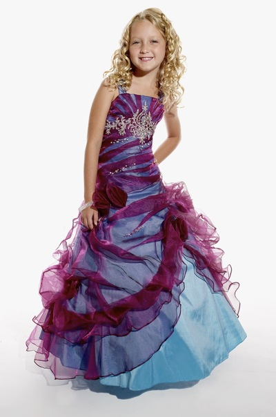 Girls dresses on tiffany princess girls pageant dress 13256 with