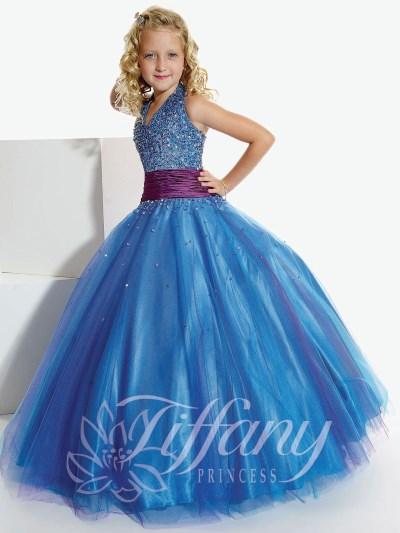 Tiffany Princess Girls Pageant Dress 13260 By House Of Wu