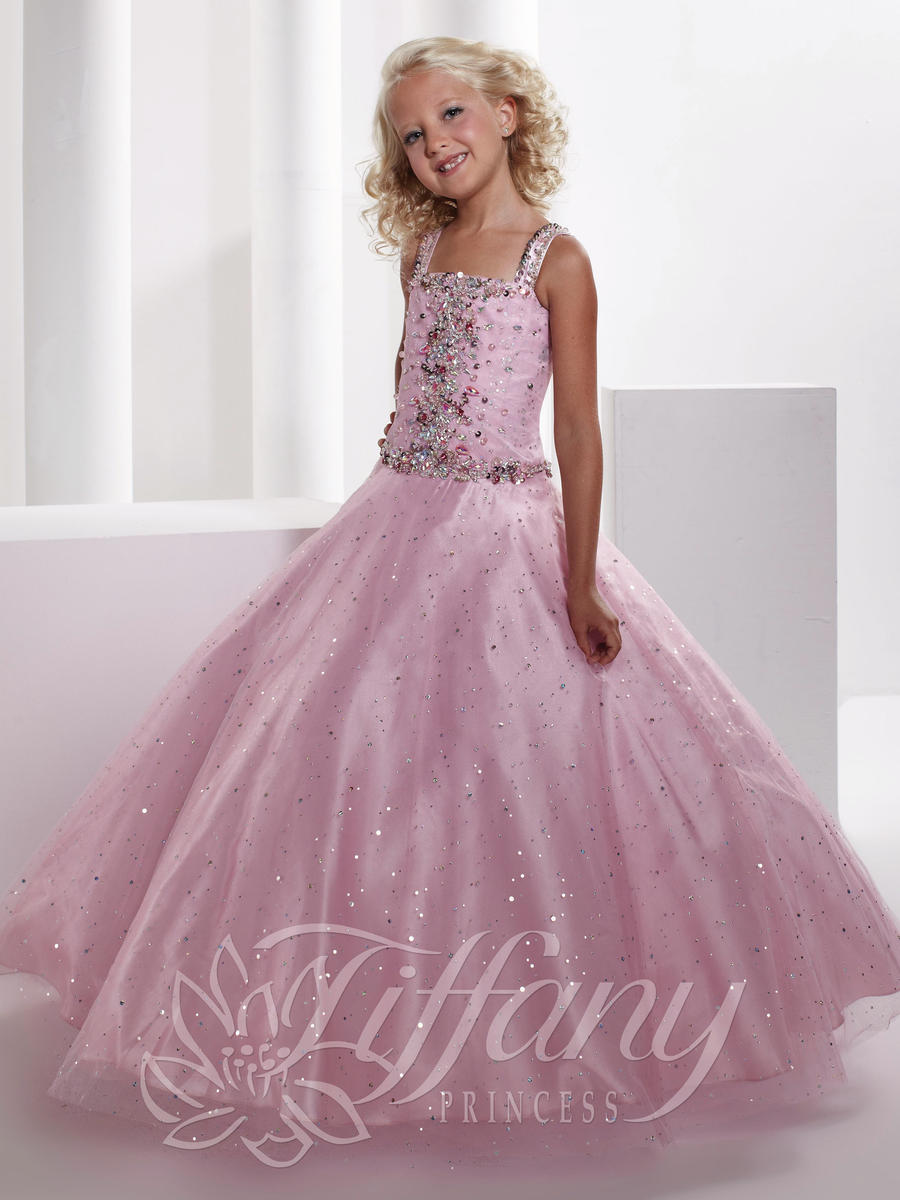 Straight Pageant Dresses