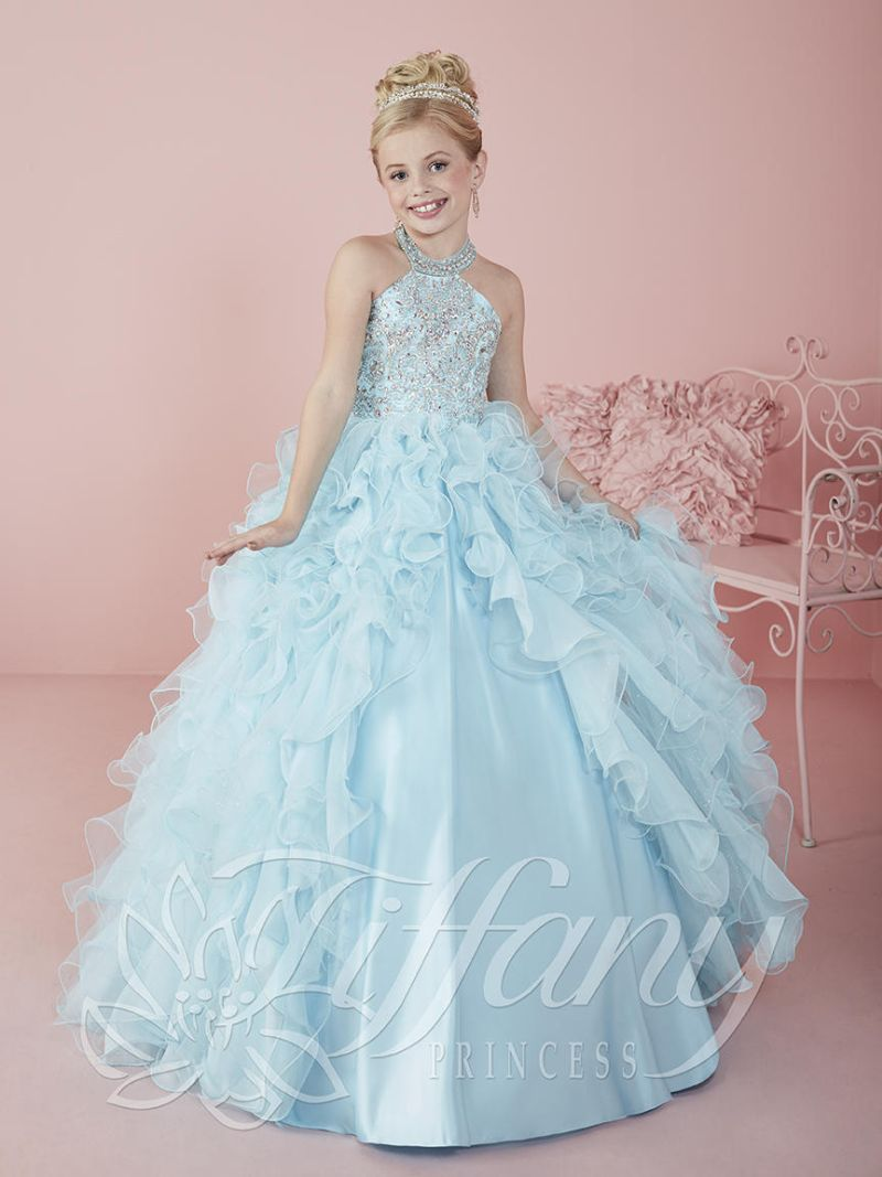 Tiffany Princess 13478 Girls Timeless Princess Pageant