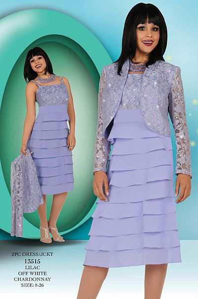7dc68a1167f Misty lane benmarc lace jacket dress french novelty jpg 400x603 Misty lane  lace sleeve church dress