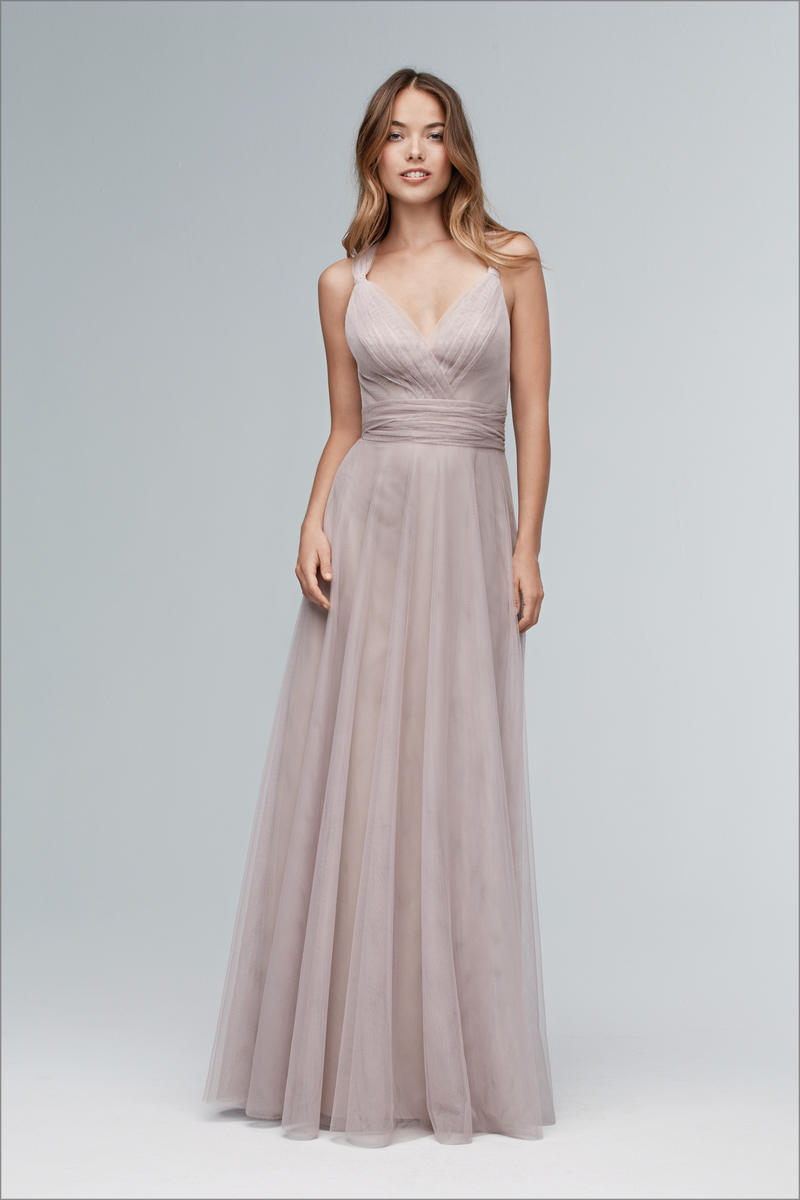 Wtoo 142 Convertible Bridesmaid Dress: French Novelty