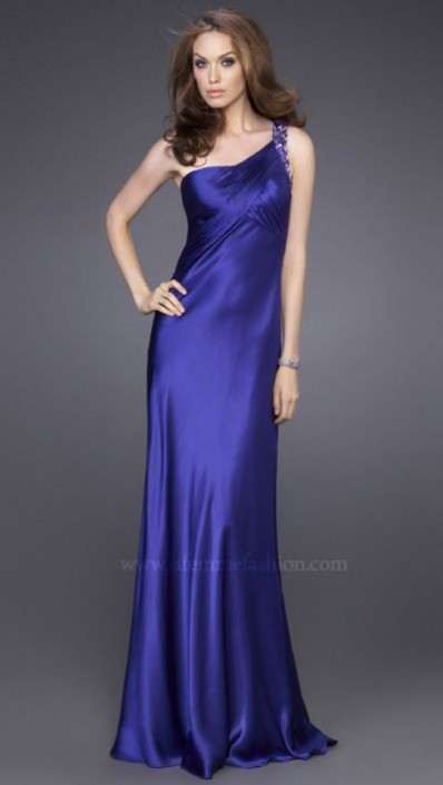 Dancing With The Stars By La Femme Illusion Prom Dress 15683 French