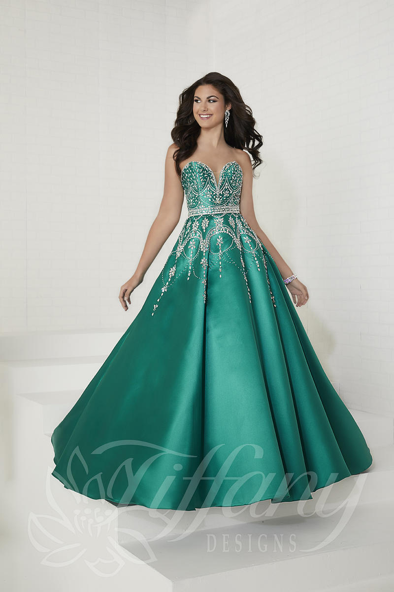 2018 Tiffany Designs Prom Dresses