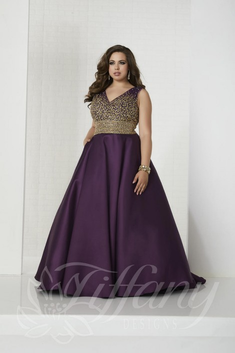 Plus Size Prom Dress Websites