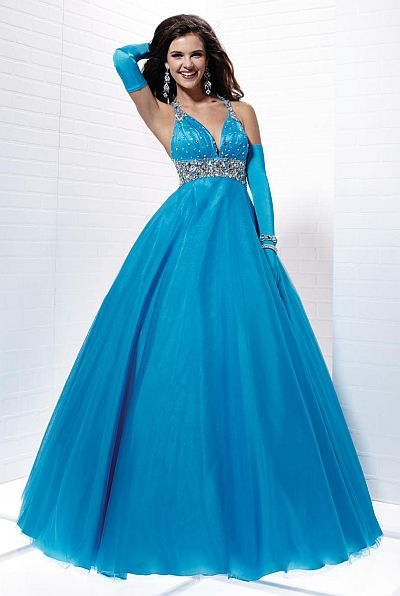 2012 Prom Ball Gowns Tiffany Designs Presentation Gown