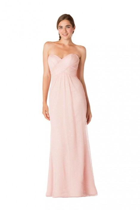 431e92ddabd16 Bari Jay 1720-M Sequin Maternity Bridesmaid Dress: French Novelty