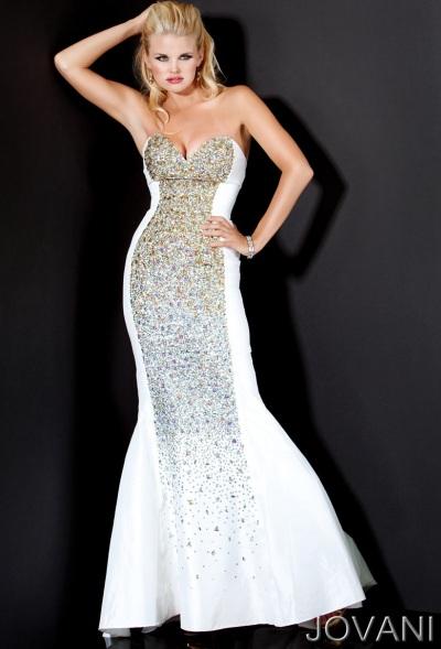 Jovani Sweetheart Mermaid Prom