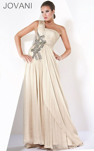 Jovani Evening Dress 173060: French Novelty