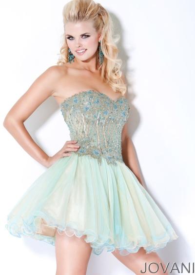Jovani Short Prom Dresses