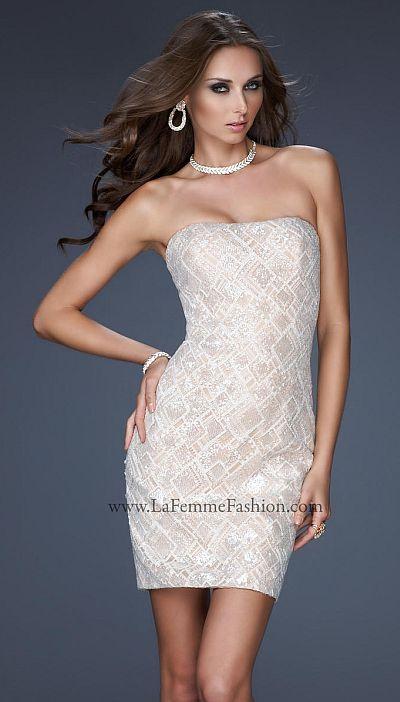 Form short fitting wedding dresses new photo