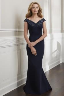 1edbadfd233 Christina Wu Elegance 17910 Beautiful Off Shoulder Mothers Gown