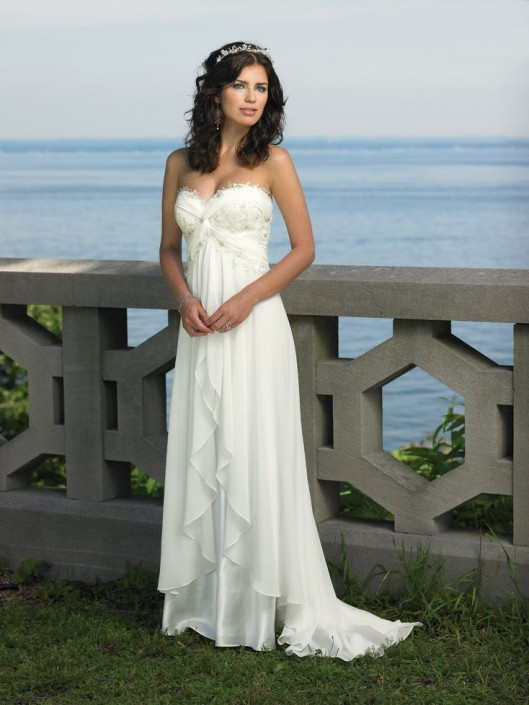 new appearance online shop innovative design Enchanting by Mon Cheri 18107 Wedding Dress