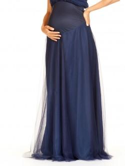55d90d2c37b70 Bari Jay 1845-M Separate Net Maternity Bridesmaid Skirt