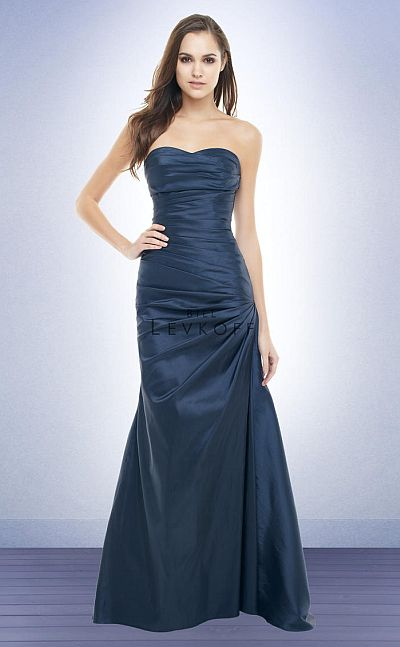 Taffeta Bridesmaids Dresses