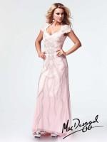 Mac Duggal 1906M Cap Sleeve Evening Dress image