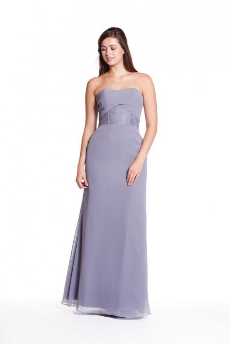 3e9dfa5a7dd Bari Jay 1935 Lace Corset Bridesmaid Dress  French Novelty