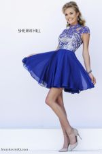 Sherri Hill 1938 Homecoming Dress image